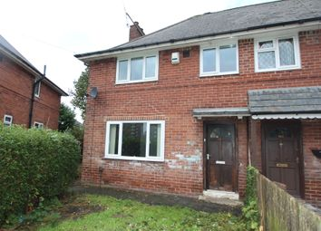 Thumbnail 3 bedroom town house for sale in Wykebeck Valley Road, Gipton, Leeds