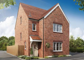 "Thumbnail 4 bedroom semi-detached house for sale in ""The Lumley "" at Pound Lane, Thatcham"