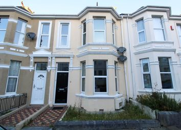 Thumbnail 2 bedroom flat for sale in Old Park Road, Peverell, Plymouth
