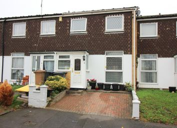 Thumbnail 3 bed terraced house for sale in Gregories Close, Luton, Bedfordshire