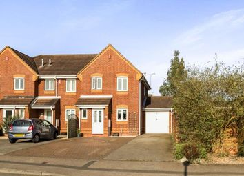 Thumbnail 3 bed semi-detached house for sale in Portia Way, Heathcote, Warwick, .