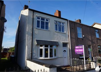 Thumbnail 3 bed end terrace house for sale in Harvey Lane, Warrington
