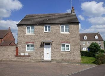 Thumbnail 3 bed detached house to rent in Rosedale Close, Hardwicke, Gloucester