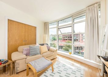 Thumbnail 1 bed flat to rent in Commodore House, Battersea Reach, Wandsworth, London