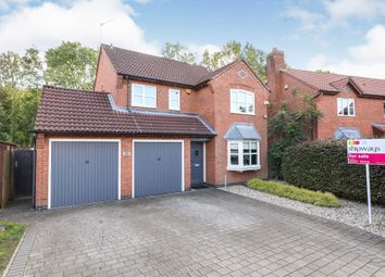 Thumbnail 4 bedroom detached house for sale in Otter Close, Winyates Green, Redditch