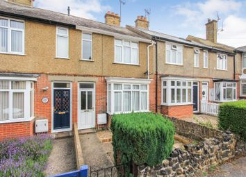 Thumbnail 2 bed terraced house for sale in Gorrell Road, Whitstable