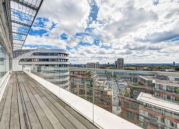 Thumbnail 1 bedroom flat to rent in Merchant Square East, London