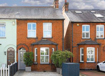 Thumbnail 2 bed end terrace house for sale in Chessington Road, West Ewell, Surrey