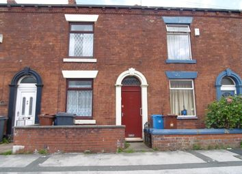 Thumbnail 2 bed terraced house for sale in Esther Street, Oldham