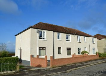 Thumbnail 3 bed flat for sale in Arran Drive, Auchinleck, Cumnock