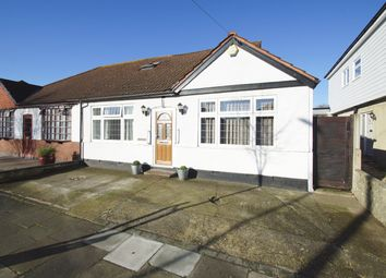 Thumbnail 3 bed semi-detached bungalow for sale in Woodlands Avenue, Sidcup