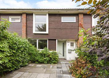 Thumbnail 3 bedroom terraced house to rent in Cambridge Close, West Wimbledon, West Wimbledon