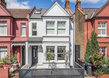 Compton Crescent, London W4. 4 bed end terrace house