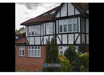 Thumbnail 2 bed flat to rent in Oakwood Avenue, London