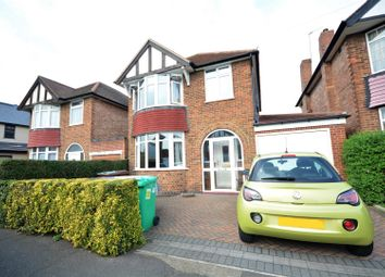 Thumbnail 3 bed detached house for sale in St. Austell Drive, Wilford, Nottingham