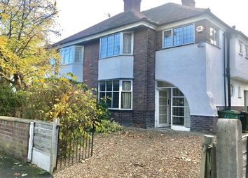 Thumbnail 3 bed semi-detached house to rent in Wood Road, Sale