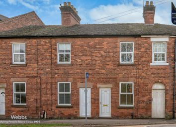 North Walls, Stafford ST16. 2 bed cottage for sale