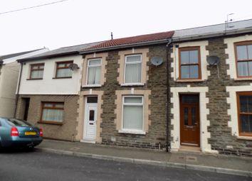 Thumbnail 3 bed property for sale in Tallis Street, Cwmparc, Rhondda Cynon Taff.