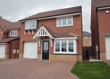 Thumbnail 4 bed detached house for sale in Ponds Court Business Park, Genesis Way, Consett
