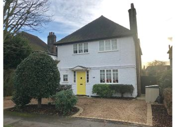 Thumbnail 4 bed detached house for sale in Squirrels Heath Avenue, Gidea Park