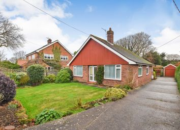 Thumbnail 3 bed detached bungalow for sale in Pauls Lane, Overstrand, Cromer