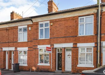 2 bed terraced house for sale in Halsbury Street, Highfields, Leicester LE2