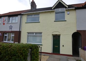 Thumbnail 3 bed terraced house to rent in Finborough Road, Liverpool, Merseyside