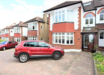 Thumbnail 3 bed property to rent in Prince George Avenue, Oakwood, London