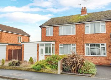 Thumbnail 3 bed semi-detached house to rent in Sandringham Drive, Wistaston, Crewe