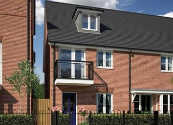 3 bed semi-detached house for sale in Farleigh Gardens, Wouldham, Rochester, Kent ME1