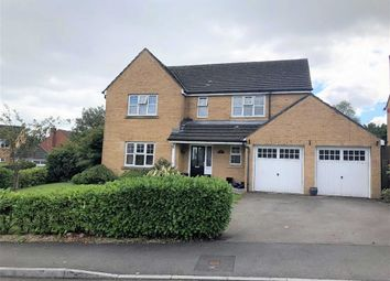 Thumbnail 4 bed detached house for sale in Home Farm Way, Swansea