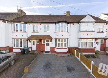 Thumbnail 3 bed terraced house for sale in The Fairway, Gravesend, Kent