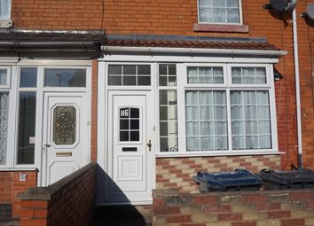 Thumbnail 2 bedroom terraced house for sale in Nansen Road, Sparkhill