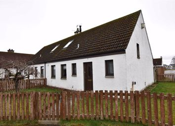 Thumbnail 3 bed semi-detached house for sale in Tarradale Gardens, Muir Of Ord, Ross-Shire