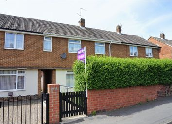 Thumbnail 3 bed terraced house for sale in Maple Avenue, Shildon