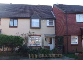 Thumbnail 3 bedroom terraced house to rent in Mourant Close, Gosport, Hampshire