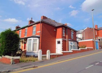 Thumbnail 4 bed end terrace house for sale in Sunnybank Road, Infirmary, Blackburn, Lancashire
