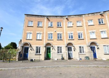 Thumbnail 4 bed town house for sale in Tydeman Road, Portishead, Bristol