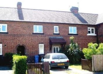Thumbnail 3 bed terraced house to rent in Kingsley Street, Sinfin, Derby