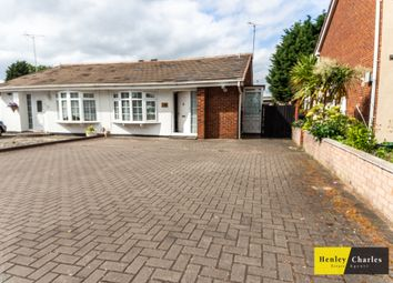 Thumbnail 2 bed semi-detached bungalow for sale in Hamstead Road, Great Barr, Birmingham