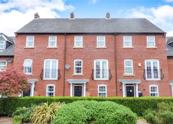 Thumbnail 4 bed terraced house for sale in Willowbrook Way, Rearsby, Leicester, Leicestershire