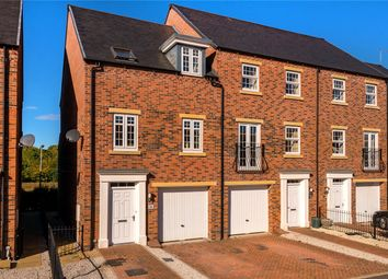 Thumbnail 3 bed town house for sale in River View, Trent Lane, Newark