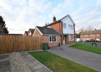 Thumbnail 4 bed semi-detached house for sale in Kennedy Close, Oakham