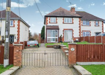 Thumbnail 3 bed semi-detached house for sale in Coronation Cottages, Princethorpe, Rugby