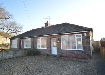 Thumbnail 2 bed semi-detached bungalow for sale in Spinney Road, Thorpe St Andrew, Norwich