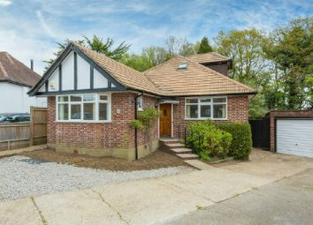 Thumbnail 4 bed detached bungalow to rent in The Retreat, Amersham