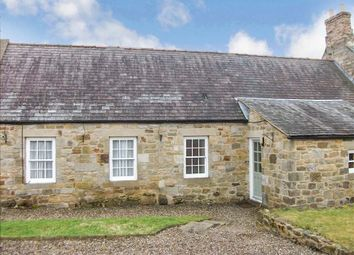 Thumbnail 2 bedroom cottage to rent in Mitford, Morpeth