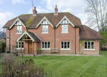 Thumbnail 3 bed detached house for sale in The Village, West Tytherley, Salisbury, Hampshire