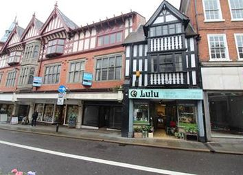 Thumbnail Retail premises to let in 29 Castle Street, Shrewsbury, Shropshire
