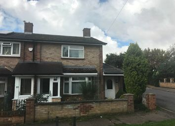 Thumbnail 2 bed end terrace house for sale in Newtown, Potton